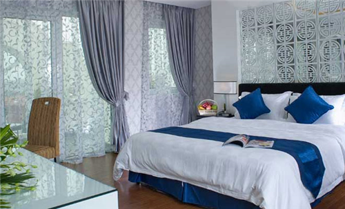 Church Boutique Hotel Hanoi
