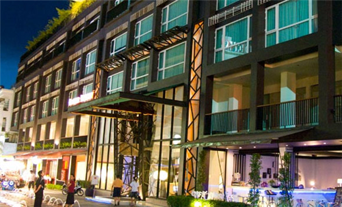 Aya Pattaya Boutique Hotel