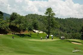 Chiang mai Inthanon Golf Resort