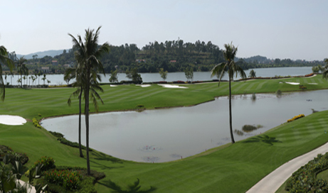 Song Gia Golf & Country Club