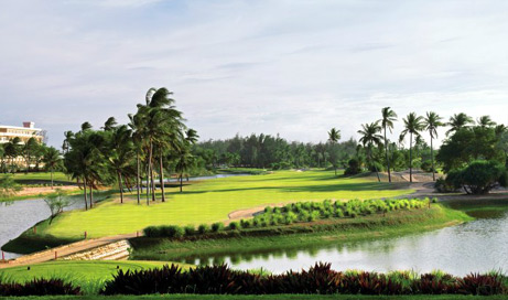 Ocean Dunes Golf Club Phan Thiet