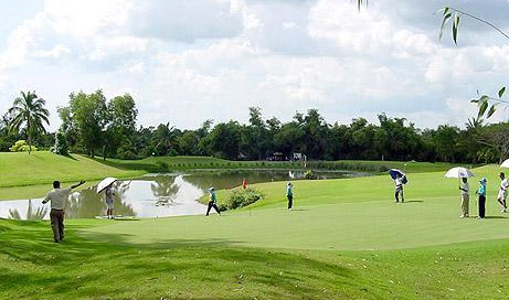 10 Day Southern Golf Tour