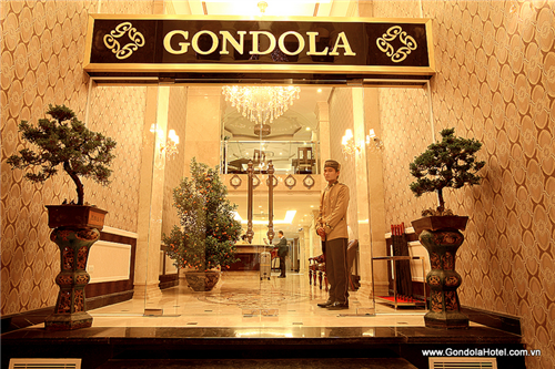 4 Nights at 3 star Gondola Hanoi Hotel, 3 Rounds of Golf