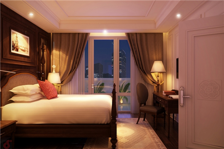 4 Nights at Hanoi Pearl Hotel, 3 Rounds of Golf