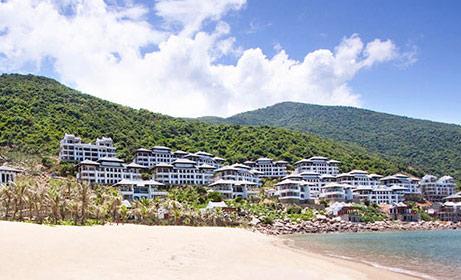 4 Nights at 5 star Intercontinental Danang, 3 Rounds of Golf