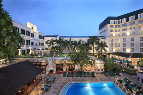 3 Nights at Sofitel Legend Metropole, 2 Rounds of Golf