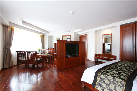 4 Nights at 4 star Lan Vien Hotel Hanoi, 3 Rounds of Golf
