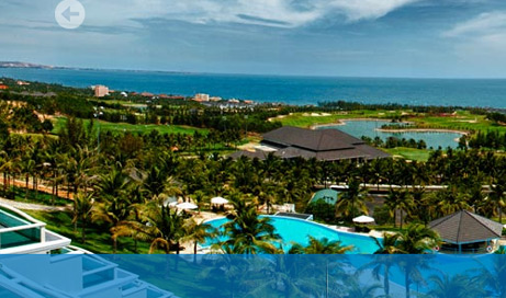 3 Nights at Sealinks Mui Ne Resort, 2 Rounds of Golf