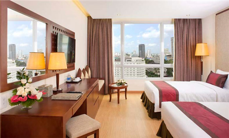 3 Nights at 4 star Royal Lotus Saigon Hotel, 3 Rounds