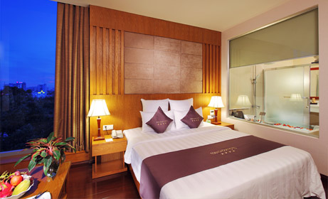 4 Rounds, 4 Nights of Golf at Eden Saigon Hotel